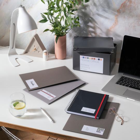 Avery Zweckform kis kiszerelésű nyomtatható öntapadós etikett címkék.