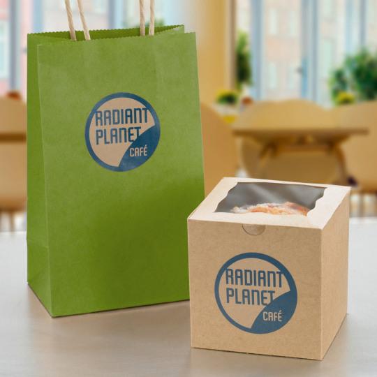 Avery Zweckform nyomtatható öntapadós környezetbarát etikett címkék.