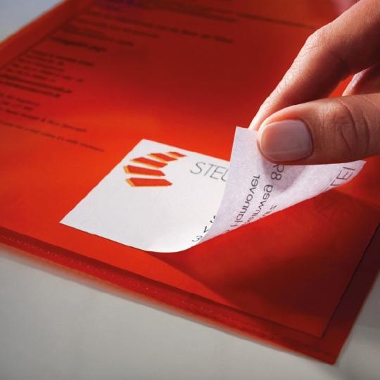 Avery Zweckform univerzális öntapadó etikett címke visszaszedhető ragasztóval
