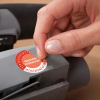 Eltávolíthatatlan biztonsági etikett címke