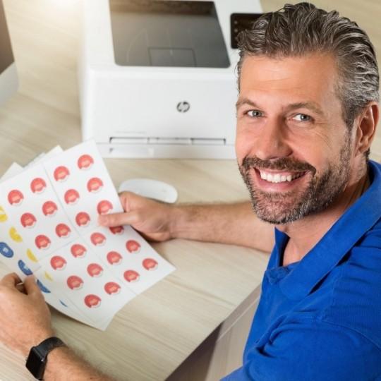 Garantált elakadásmentes nyomtatás