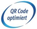 Nagy fedőképességű öntapadó QR-kód címke