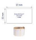 32 x 57 mm méretű nyomtatható öntapadós etikett címke.