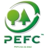 Herma PEFC minősítés