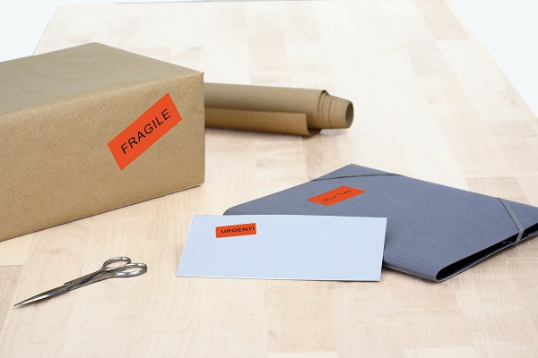 Herma színes, nyomtatható, öntapadós etikett címke