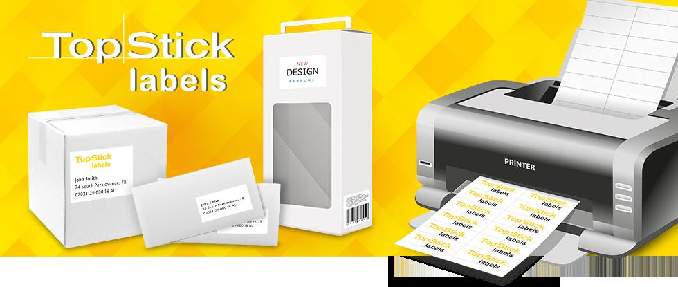 d71cccc218 TopStick nyomtatható öntapadós etikett címkék - Hírek - Címke ...